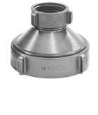 Aluminum Double Female Swivel by Solid Adapter